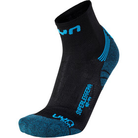 UYN Run Superleggera Socks Herre black/indigo